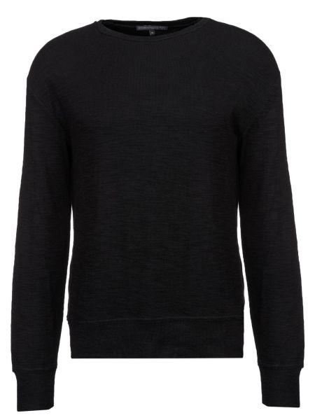 Sweatshirt Hares in Schwarz