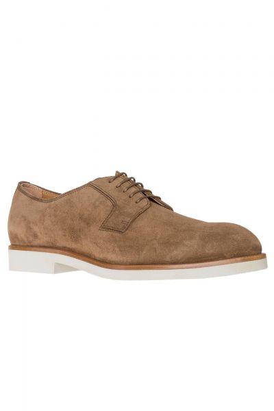 Oxford-Schuhe Eden_Derb_sdun in Braun