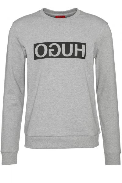Sweatshirt Dicago in Grau