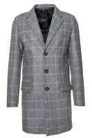 Vorschau: Mantel in Grau
