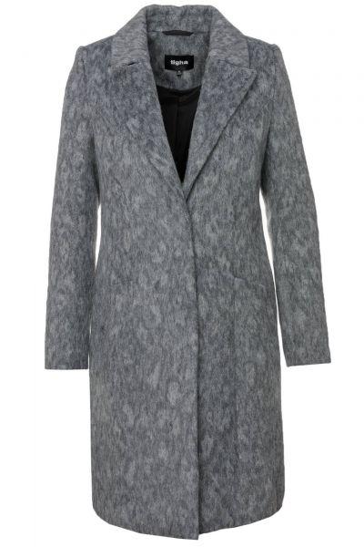 Mantel Amaris in Grau