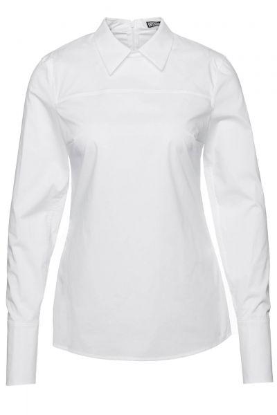 Bluse Iba in Weiß