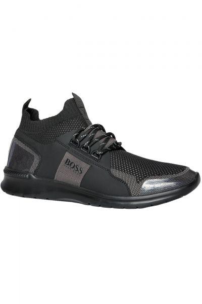 Sneaker Extreme_Runn_knit in Schwarz
