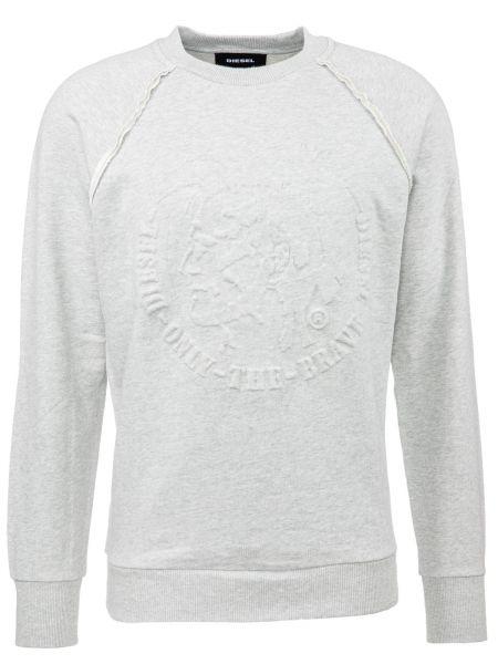 Sweatshirt S-Paul in Grau