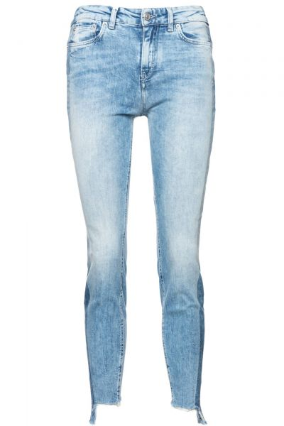 Jeans Need in Blau
