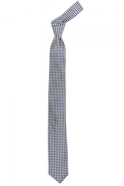 Krawatte in Naturweiß
