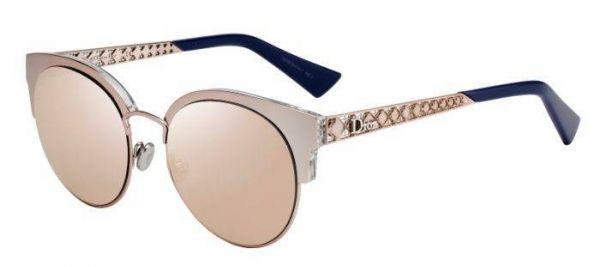 Sonnenbrille Dioramamini in Rosa