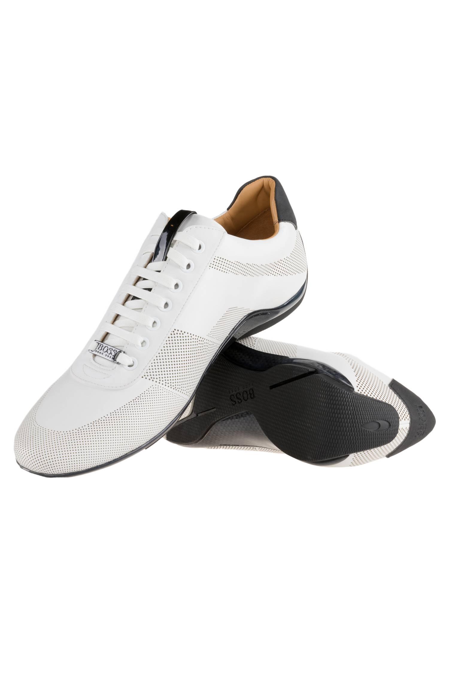 pretty nice 14d74 b7554 ... Mens Nike Zoom SPRDN 11 Metallic Silver Silver Silver Black Red White  Running Shoes 876267- ...