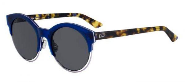 Sonnenbrille Diorsideral1 in Blau