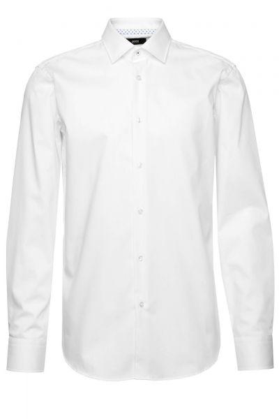 Hemd Gelson in Weiß