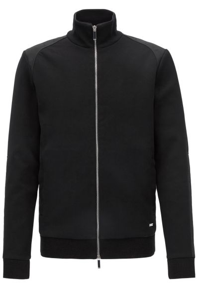 Sweatjacke Soule 12 in Schwarz