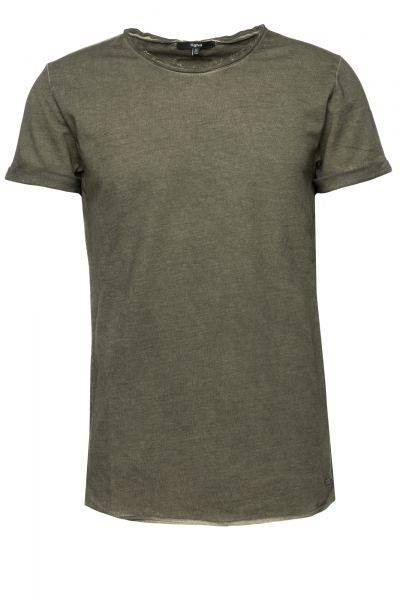T-Shirt Milo Sweat in Oliv