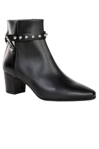 Ankle Boots Shoreditch Bootie-C in Schwarz