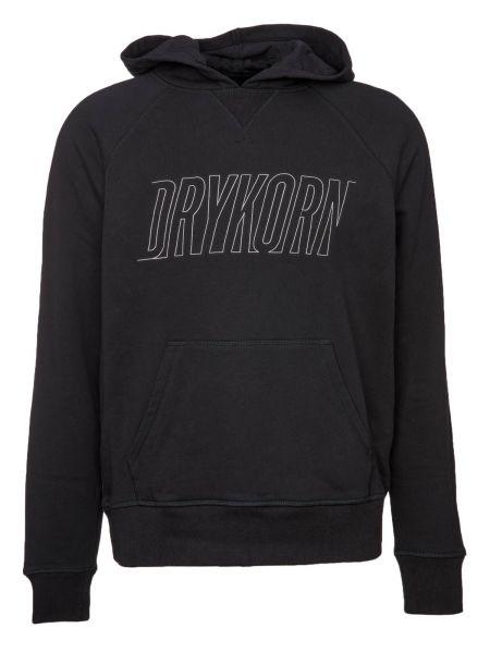 Hoodie Fazer_Drykorn in Schwarz