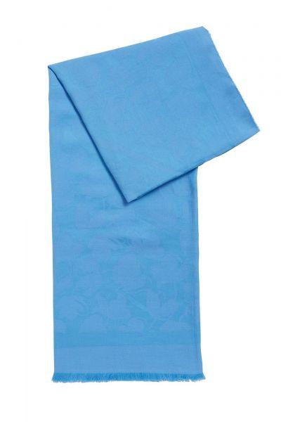 Schal Leia in Blau