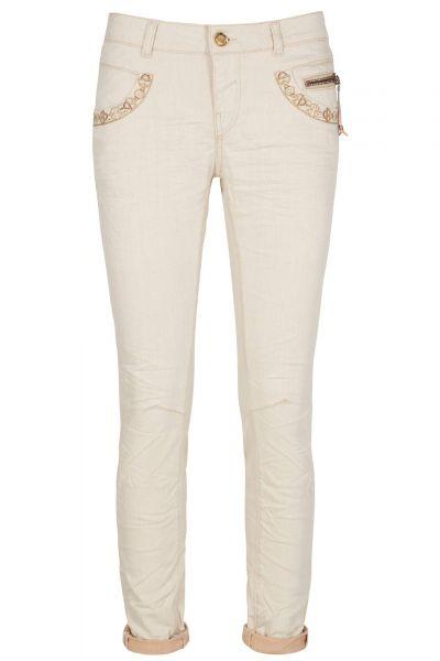 Jeans Naomi Gold in Beige