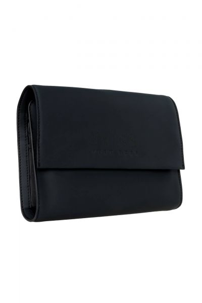 Kulturtasche Hyper_Washbag hook in Schwarz