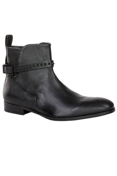 Chelsea Boots Cult_Halb_grst in Schwarz