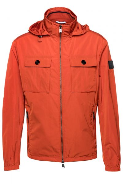 Jacke Cash in Orange
