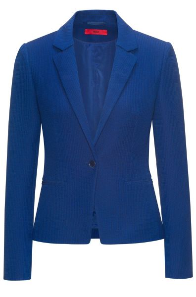 Blazer Asima in Blau